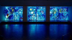 Marc Chagall  'America Windows'