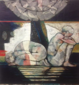 'Hope and Prayer' by David Robinson