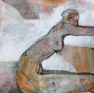 from my Yoga series of paintings.