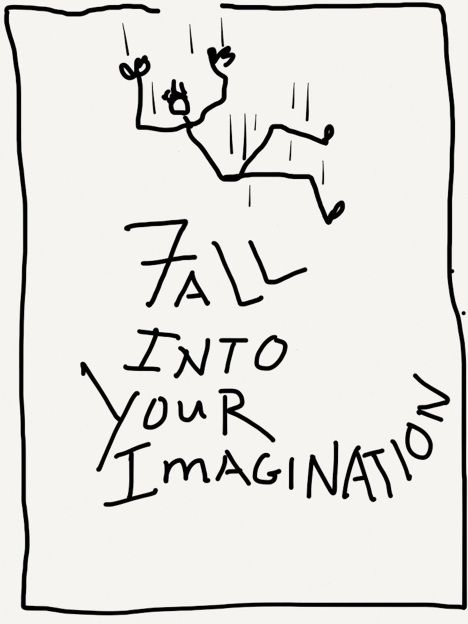 Fall Into Your Imagination
