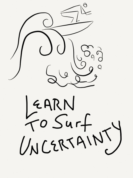 Surf Uncertainty 1