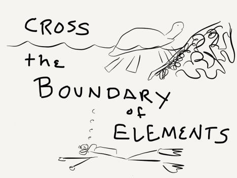 Cross The Boundary