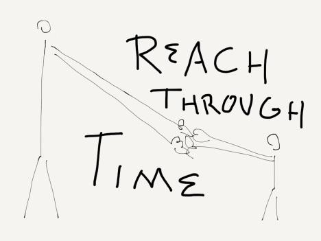Reach Through Time