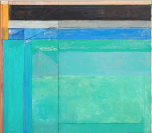 Richard Diebenkorn, Ocean Park #68