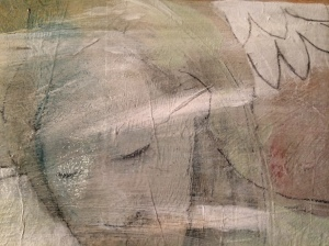 a detail from my latest painting