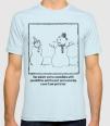 Flawed Snowman TSHIRT