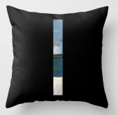 a slice of heaven SQUARE PILLOW copy