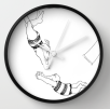 acrobats clock copy