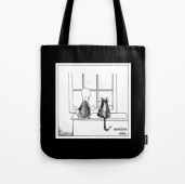 assume awe TOTE BAG copy
