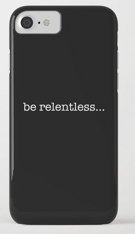 BeRelentless iPhone CASE copy