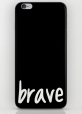 brave iphone case