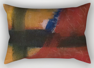 II earth interrupted RECT PILLOW copy