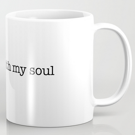 it is well MUG copy