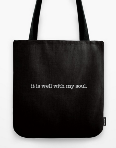 it is well TOTEL BAG copy