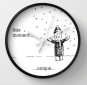 ThisMomentUnique clock
