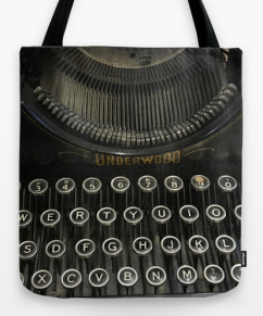 vintage type TOTE BAG copy
