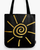 as sure as the sun TOTE BAG copy