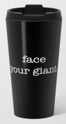 beanstalk FACE YOUR GIANT METAL TRAVEl MUG copy