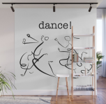 dance WALL MURAL copy