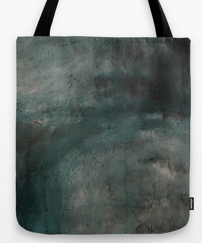 from a distance TOTE BAG copy