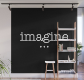imagine WALL MURAL copy