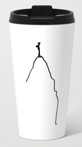 obstacles TRAVEL MUG copy