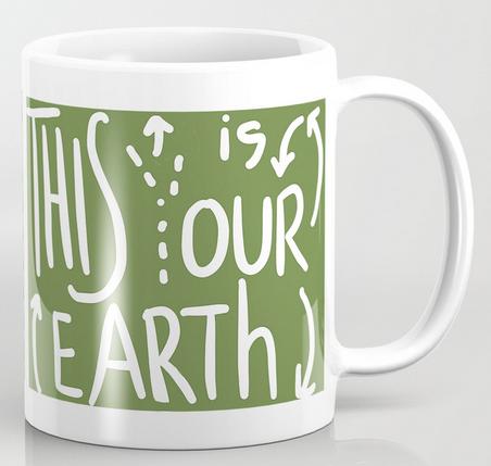 OUR EARTH MUG copy