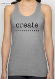 create TANK TOP copy