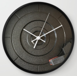 record player CLOCK copy