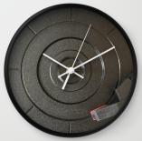 record player CLOCK copy