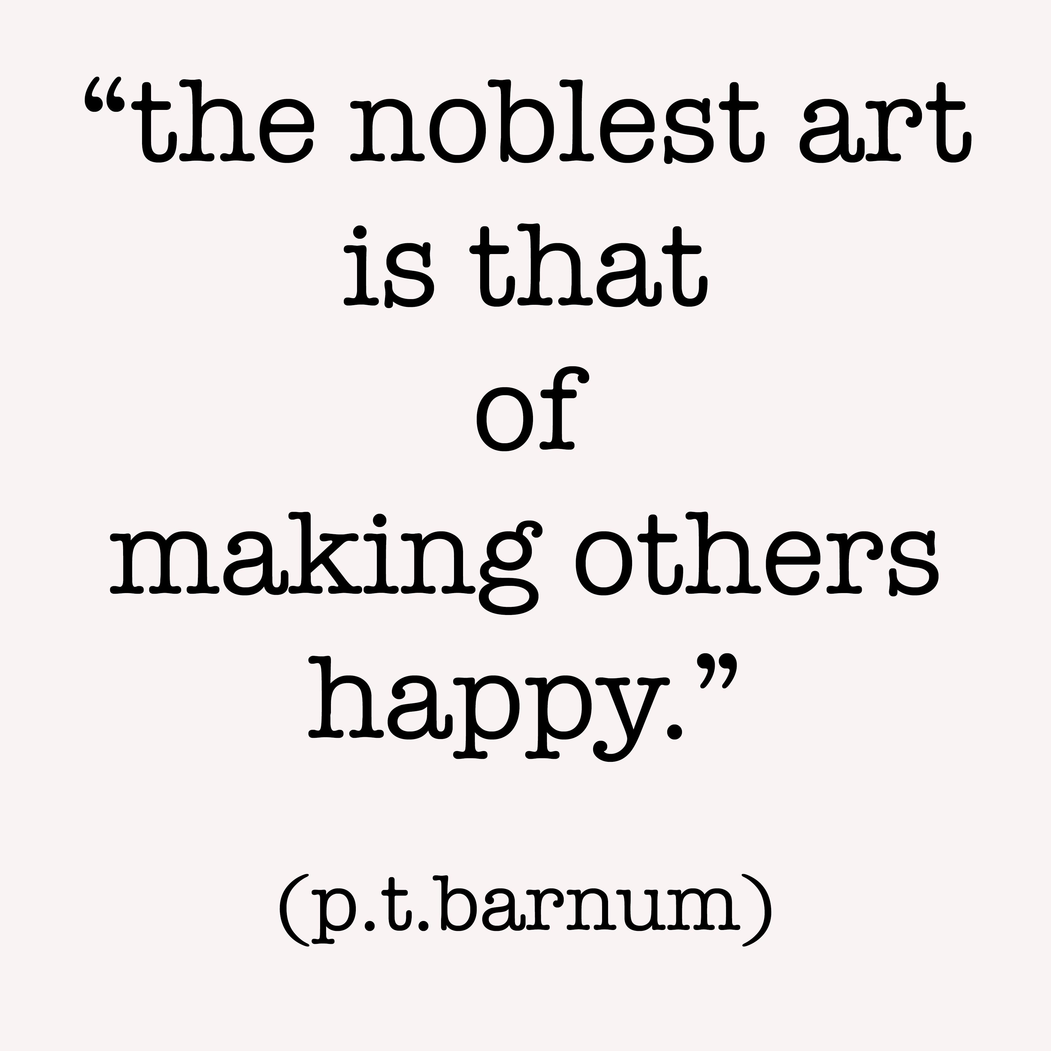 pt barnum quote copy