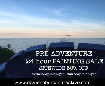 preadventure painting sale box copy