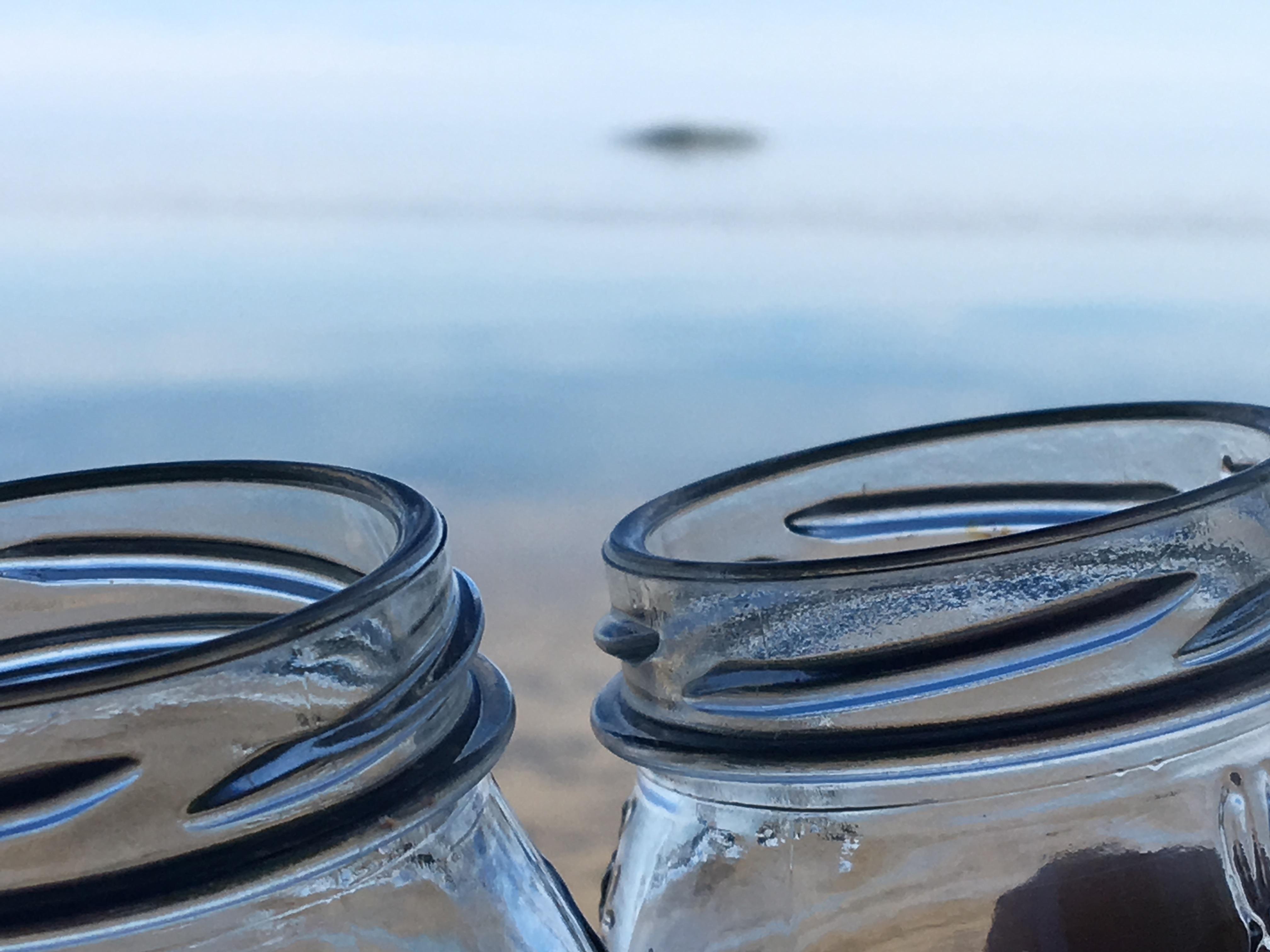 jelly jars & sunset copy