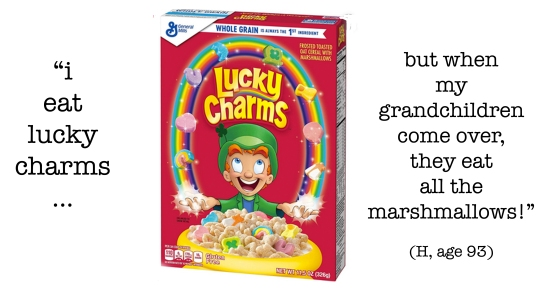 lucky charms copy