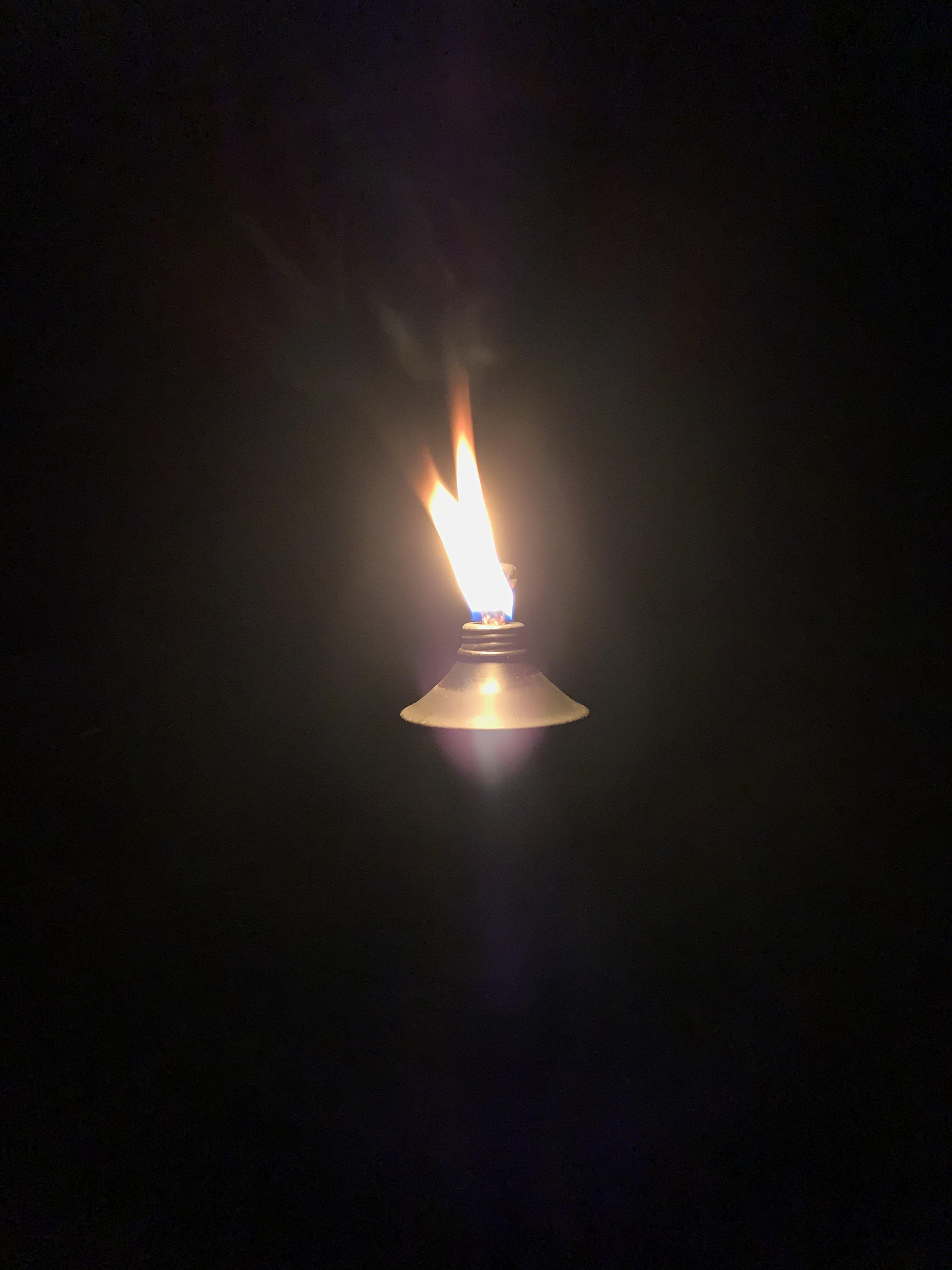 tiki flame copy