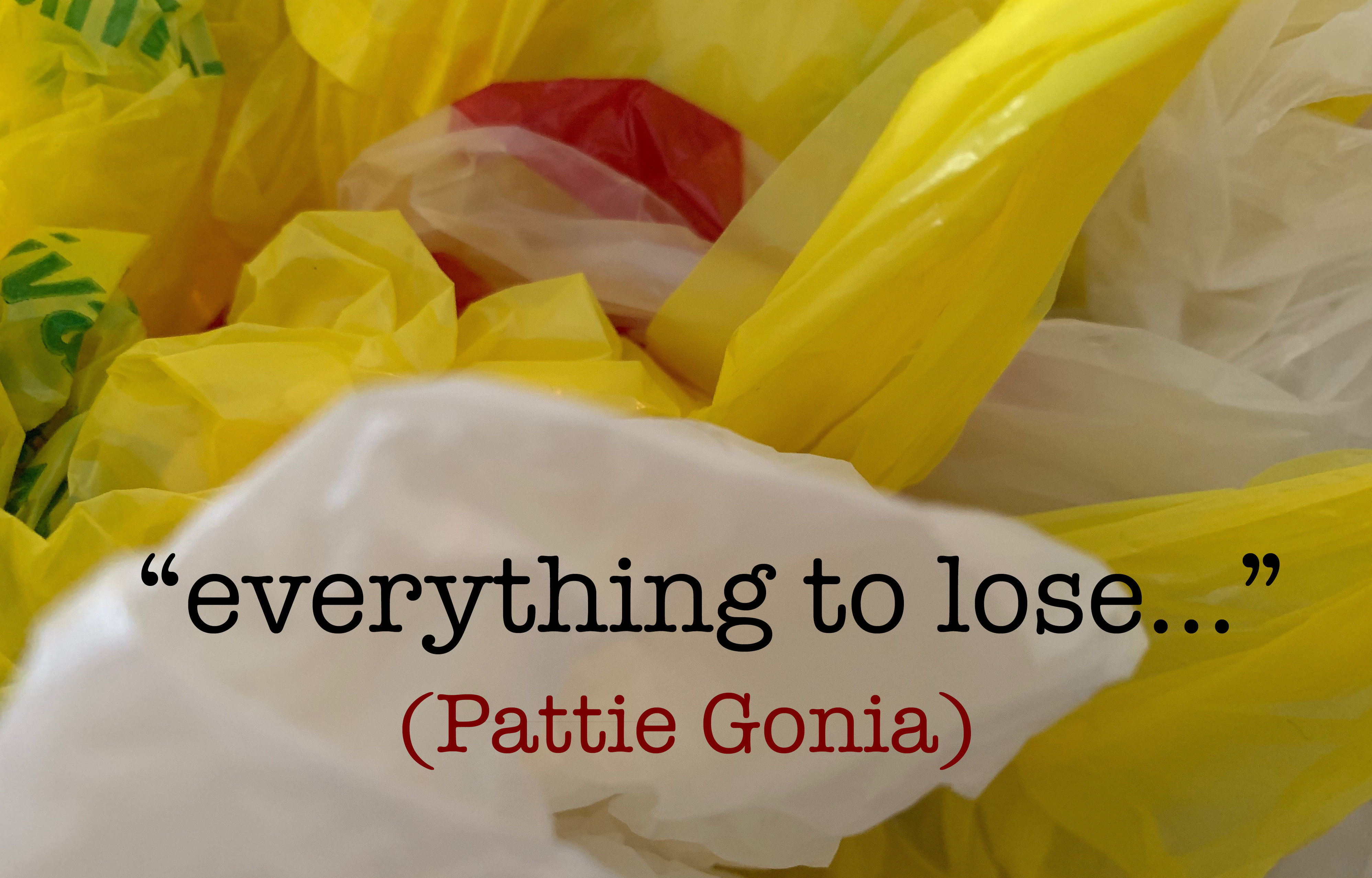 everything to lose copy