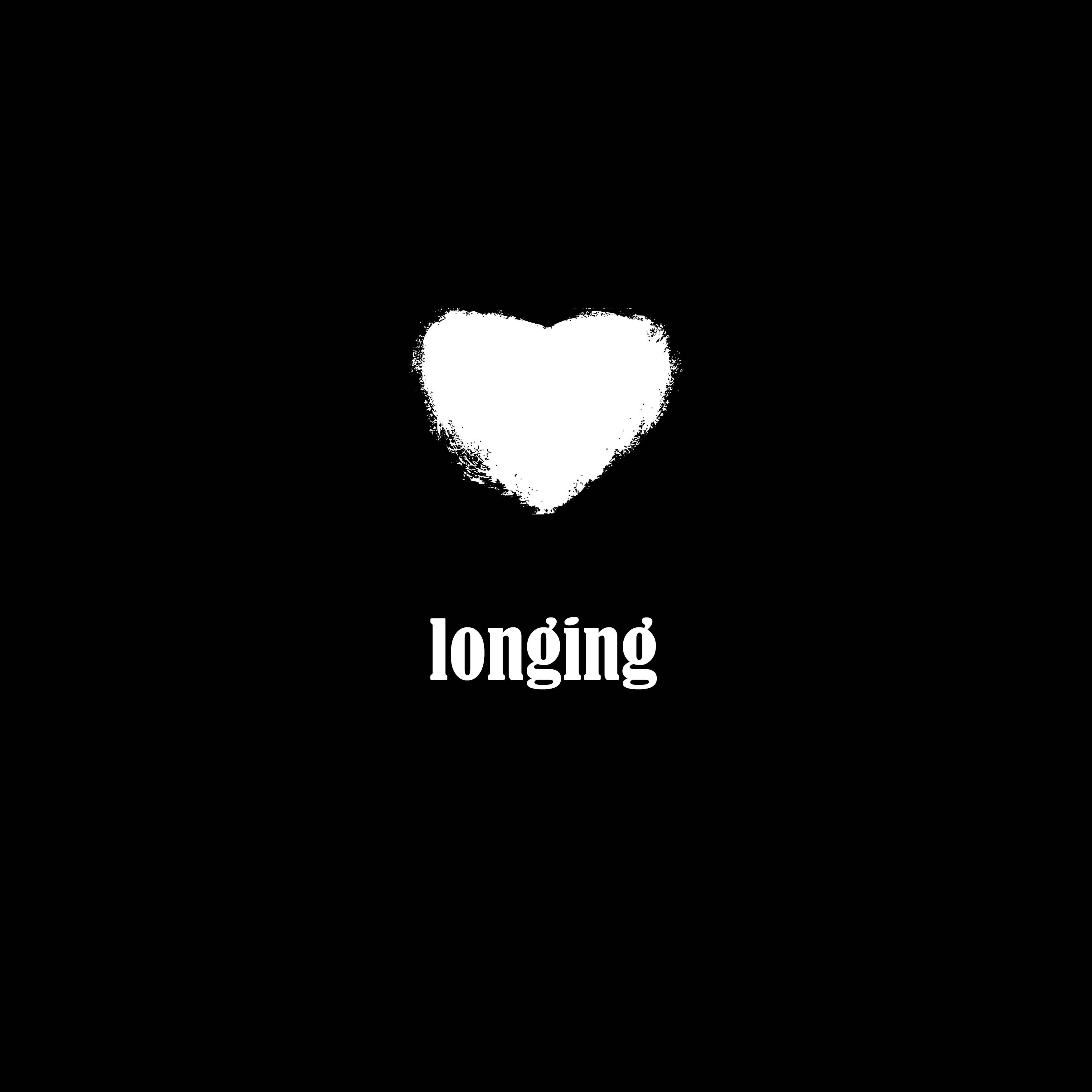 longing copy