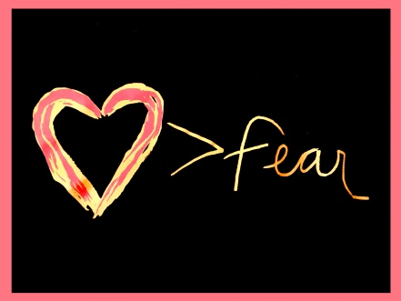 love greater than fear copy