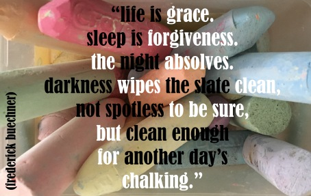 life is grace sleep copy